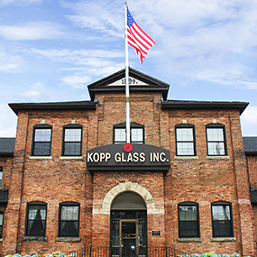 Kopp Glass Inc. Building