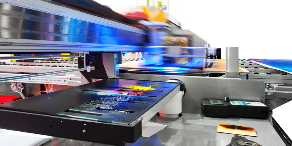 Industrial UV Curing and Printing