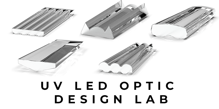 UV LED Optic Design Lab